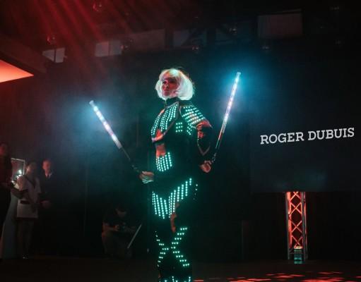 Roger Dubuis Huracan Launch photo 15