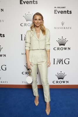 Crown IMG Tennis Party photo 1