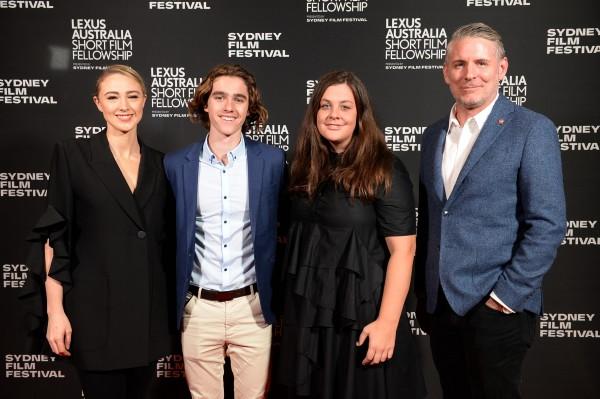Lexus Australia Short Film Fellowship Gala @ Sydney Film Festival  photo 13