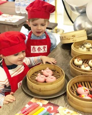 Din Tai Fung Dumpling Making Class photo 4