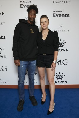 Crown IMG Tennis Party photo 11