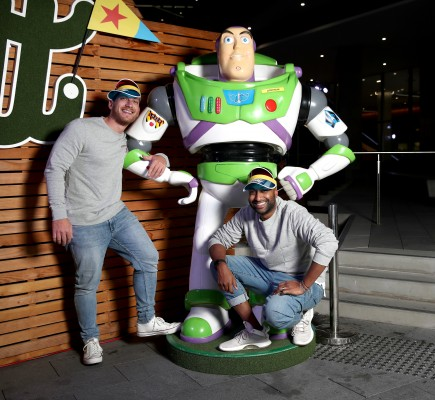 Pixar Putt Sydney launch photo 8