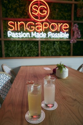 Singapore Social Media Launch at The Rooftop Sydney  photo 1