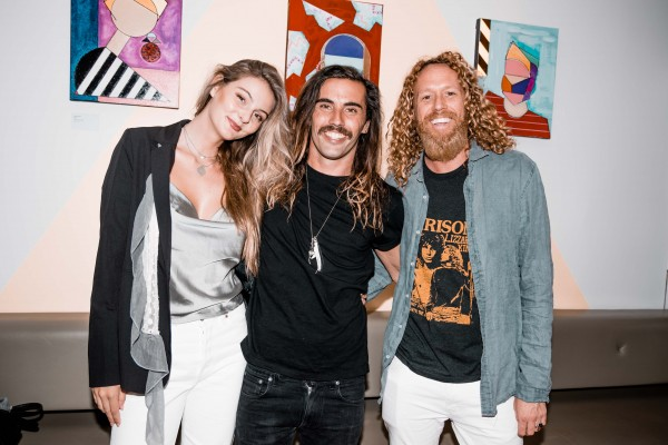 Andre Cordova 'Unless You Care' Launch Party photo 2