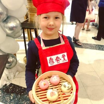 Din Tai Fung Dumpling Making Class photo 9