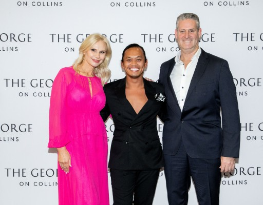 Khanh Ong x The George on Collins Launch Event photo 9