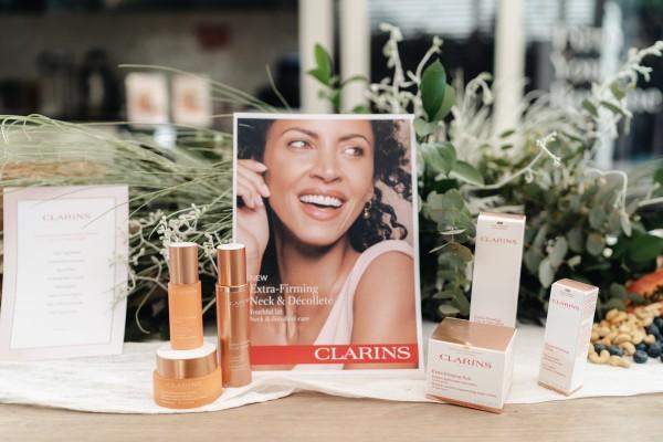 Clairns Extra-Firming Neck & Décolleté́ Launch photo 4