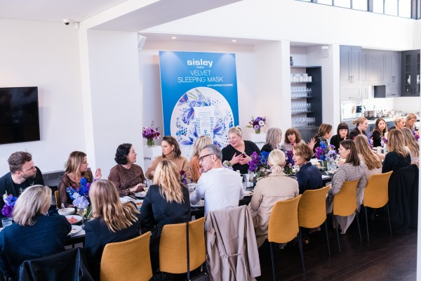 Sisley Paris Lunch photo 49