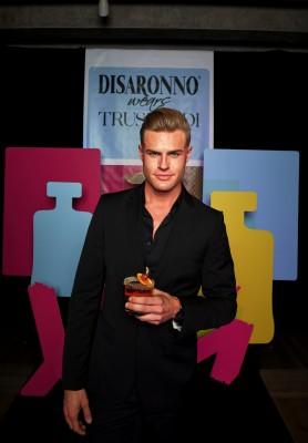 Disaronno Wears Trussardi photo 2
