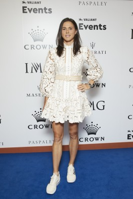 Crown IMG Tennis Party photo 18
