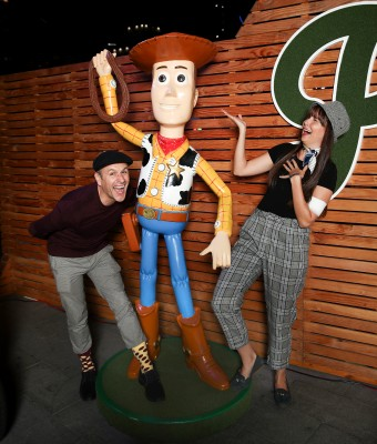 Pixar Putt Sydney launch photo 6