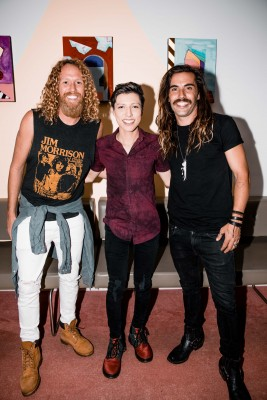 Andre Cordova 'Unless You Care' Launch Party photo 22