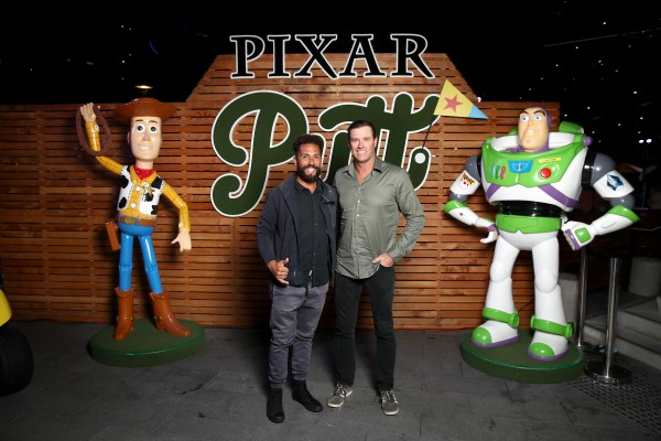 Pixar Putt Sydney launch photo 2