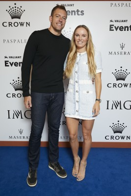 Crown IMG Tennis Party photo 8