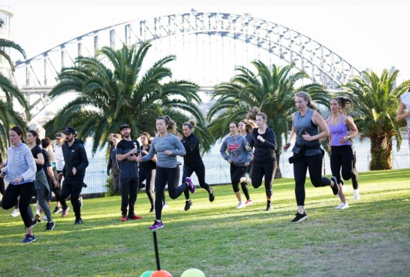 Blackmores and Special Olympics Australia Launch photo 8