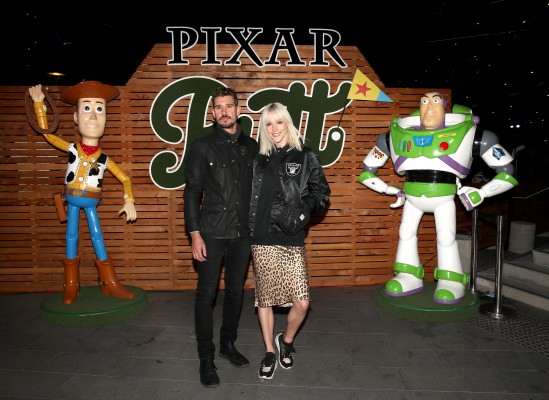Pixar Putt Sydney launch photo 9