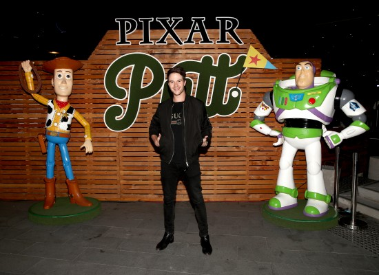 Pixar Putt Sydney launch photo 11