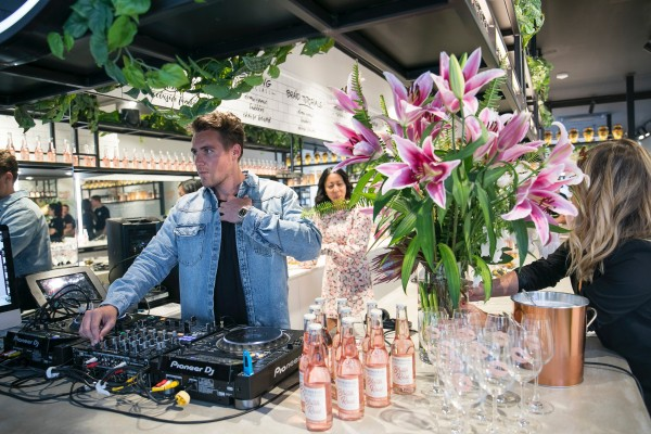 Rekorderlig Blush Rosé Cider Launch photo 12