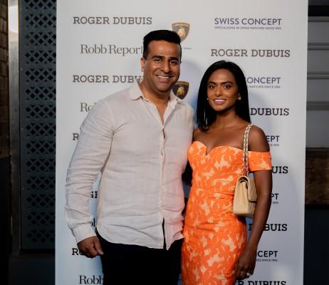 Roger Dubuis Huracan Launch photo 18