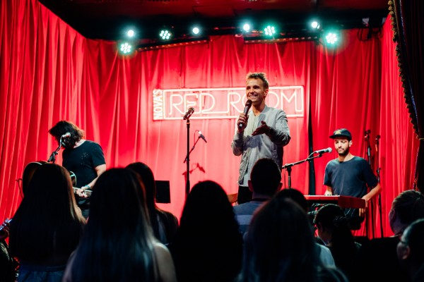Nova's Red Room with Conrad Sewell photo 5
