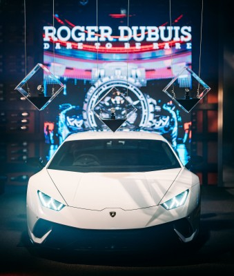 Roger Dubuis Huracan Launch photo 11