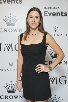 Crown IMG Tennis Party photo 6