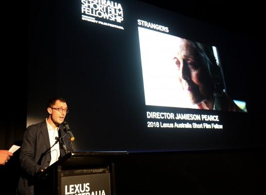 Lexus Australia Short Film Fellowship Gala @ Sydney Film Festival  photo 8