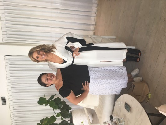 Ultherapy Media Day with Natalie Bassingthwaite photo 8