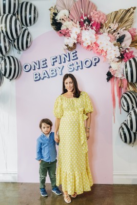 One Fine Baby Online Store Launch photo 17