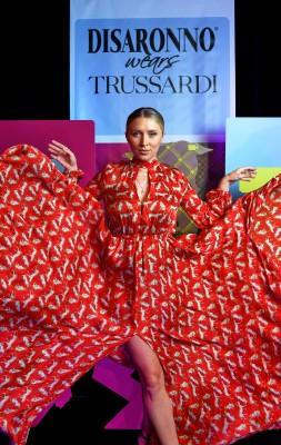 Disaronno Wears Trussardi photo 6