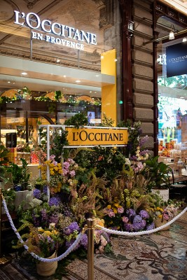 L'Occitane En Provence Collins St Flagship Boutique Opening photo 6