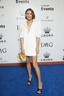 Crown IMG Tennis Party photo 4