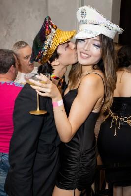 HONEY BIRDETTE MARDI GRAS VIP PARTY photo 3