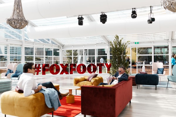 Fox Footy 2020 Launch photo 1