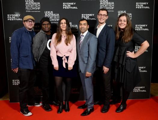 Lexus Australia Short Film Fellowship Gala @ Sydney Film Festival  photo 7