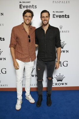 Crown IMG Tennis Party photo 16