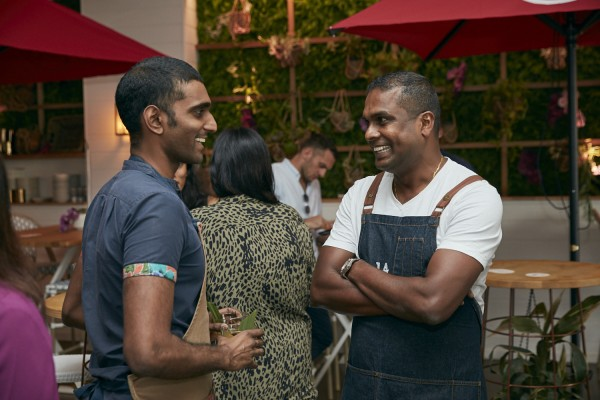 Singapore Social Media Launch at The Rooftop Sydney  photo 12