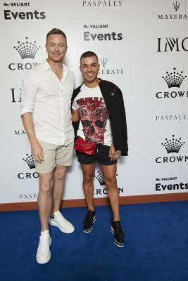 Crown IMG Tennis Party photo 22