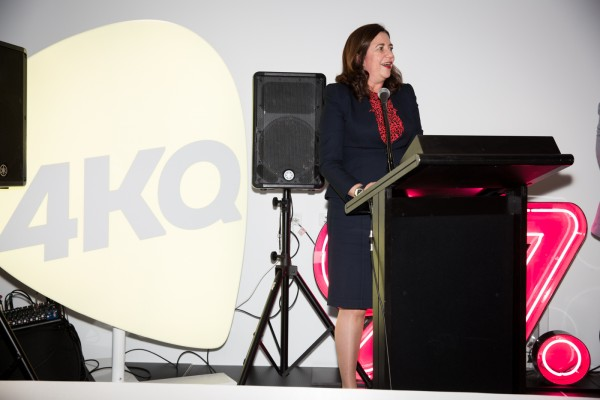 ARN Brisbane's new studio launch party photo 5