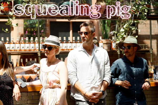 Squealing Pig Launch photo 20