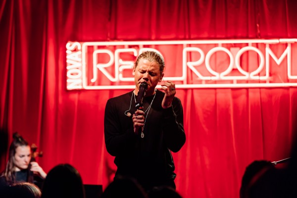 Nova's Red Room with Conrad Sewell photo 6