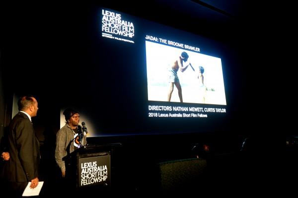 Lexus Australia Short Film Fellowship Gala @ Sydney Film Festival  photo 10