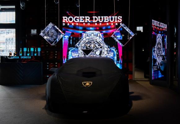Roger Dubuis Huracan Launch photo 1
