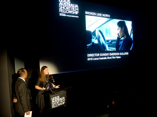 Lexus Australia Short Film Fellowship Gala @ Sydney Film Festival  photo 9