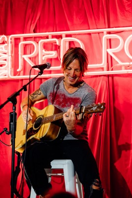 Nova's Red Room ARIA Edition with Keith Urban photo 1