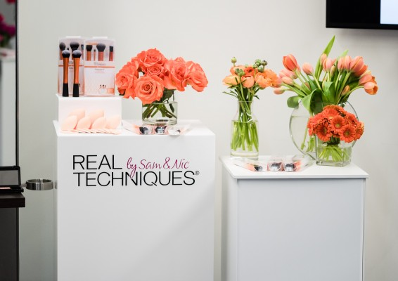 Real Techniques #RTtoolup Makeup Masterclass photo 1