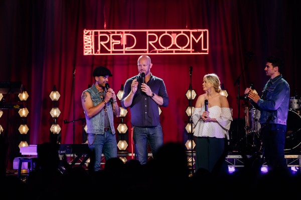 Nova's Red Room ARIA week with Guy Sebastian photo 4
