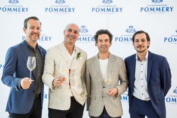 Champagne Pommery Launch photo 32