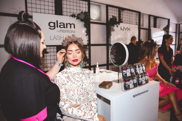 Glam By Manicare x Priceline - Caulfield Cup  photo 3