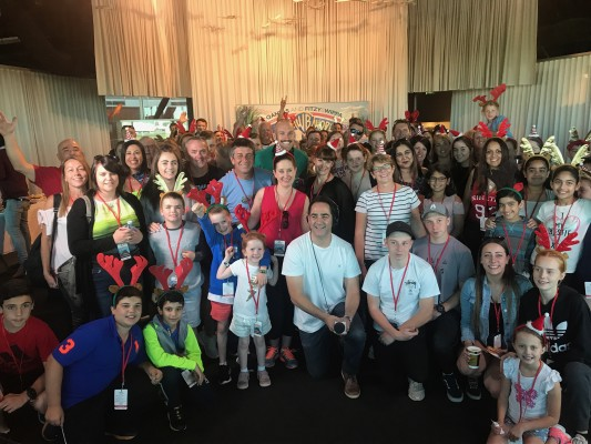 Fitzy & Wippa and Qantas Fly Families to QLD photo 4